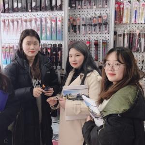 중국 이우에서 배운 무역실무(중문과 1년 김지현)