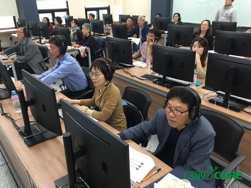 인문대학 교원을 위한 매체 활용 교수법 워크숍 성황
